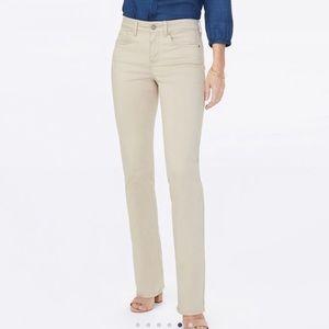 NWT NYDJ Marilyn Straight Pants